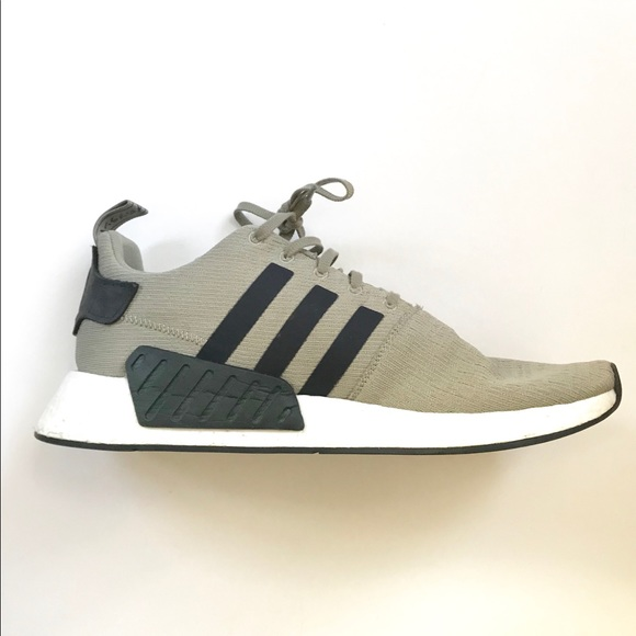 7decc89e7ea31 adidas Other - Men s 13 ADIDAS NMD R2 tan and black sneakers